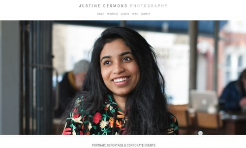 Justine Desmond