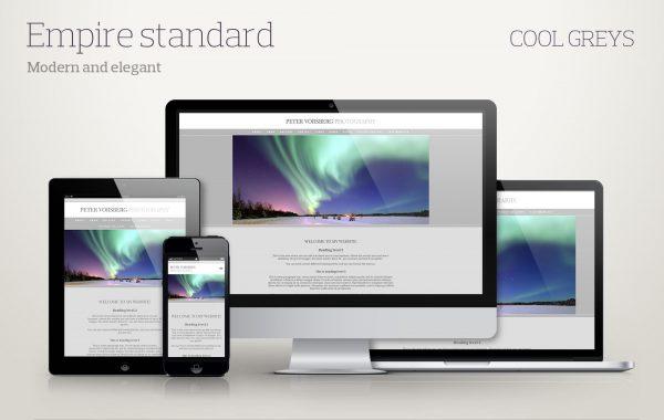Template Empire-standard-cool_greys screenshots