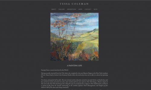 Tessa Coleman